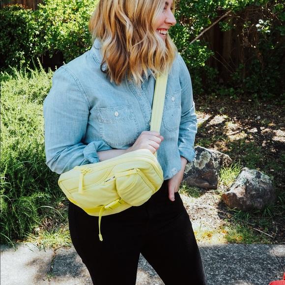 Vera Bradley Cotton ReIMAGINED Sling Backpack